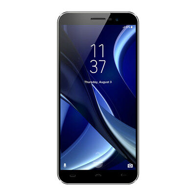 """5.5"""" HOMTOM S16 Android 7.0 Touch ID 3Camera 2GB+16GB Smartphone Téléphone FR"""
