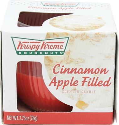 Krispy Kreme Cinnamon Apple 78g Candle