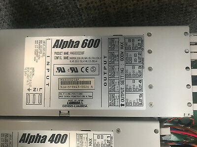 Fuji Frontier 340 Alpha 600 Power supply from a working printer low use