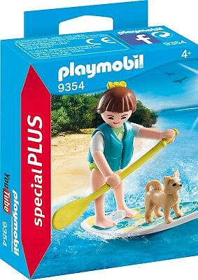 PLAYMOBIL® special PLUS  9354   Stand Up Paddling, NEU & OVP
