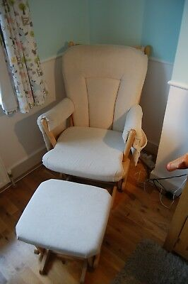 dutailier glider nursing chair 15 00 picclick uk