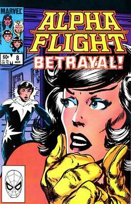 Alpha Flight #8 (FN | 6.0)