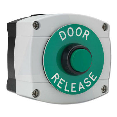 Asec Surface Mounted Door Release Button (AS10688)