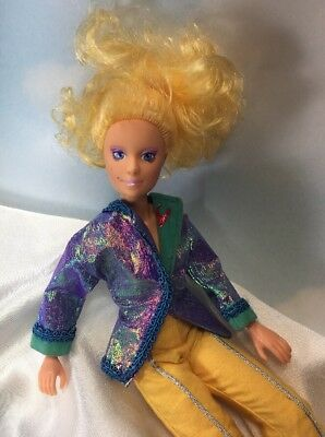 Jem and the Holograms VIDEO doll and clothes vintage Hasbro 1987 #4209