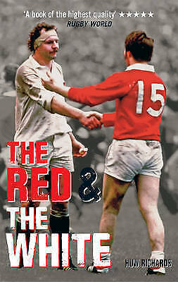 Richards, Huw, The Red & The White: A History of England vs Wales Rugby, Very Go