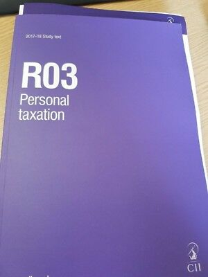 r03 cii 17/18 revision text (aviva) and 2 x mock exams and answers