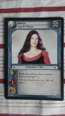 Lord Of The Rings TCG - 7R16 Arwen Fair Elf Maiden Return Of The King RoTK LotR