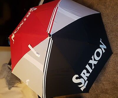 Srixon double canopy wind breaker umbrella