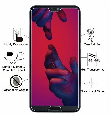 For Huawei Mate 10 Pro P20 Lite Pro 2.5D Clear Tempered Glass Screen Protector