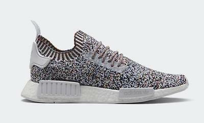 1ae84e0596b9d Adidas NMD R1 PK Color Static Multi Color Size 7.5. BW1126. ultra boost