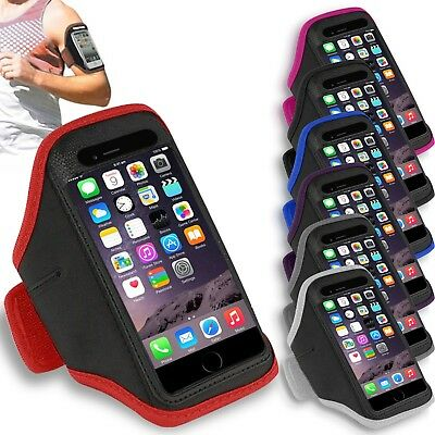 Prime Sports Armband Gym Running Exercise Arm Case Holder For iPhone 6 & 6S