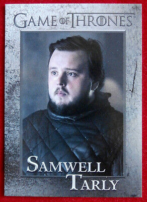 GAME OF THRONES - Season 6 - Card #47 - SAMWELL TARLY - Rittenhouse 2017