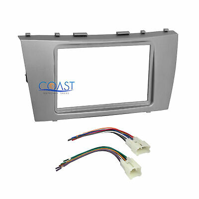 Metra Car Radio Stereo Double Din Dash Kit Harness for 2007-2011 Toyota Camry