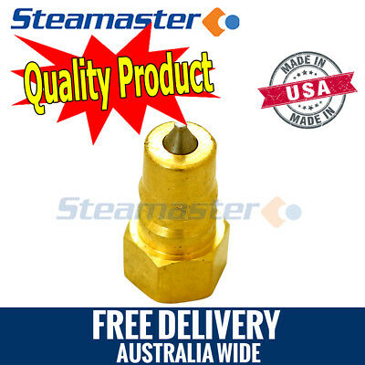 CARPET CLEANING SUPPLIES Brass Quick Adaptor 1/4F detailing machine extractor