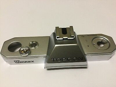 TOPCON UNIREX 1969-1973 Vintage Camera Top Plate - New Old Stock - P/N 68A10020