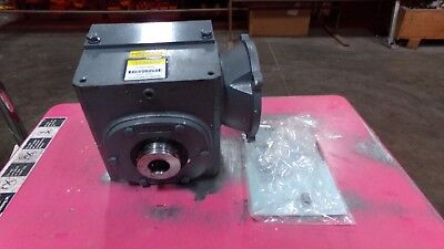 Boston Gear Worm Gear Speed Reducer Ratio 50 New Old Stock