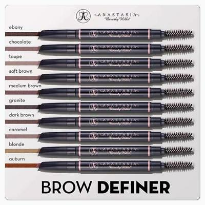 Anastasia Beverly Hills 2 in 1 Double Eyebrow Pencil Free Cutting Automatically
