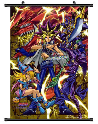 B1568 Duel Monsters YU GI OH TRADING CARD GAME Wallscroll Stoffposter 25x35cm