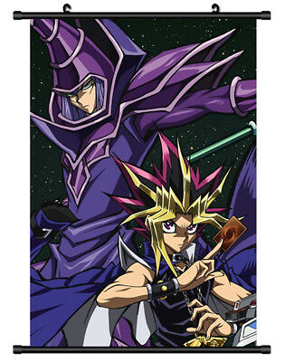 B1564 Duel Monsters YU GI OH TRADING CARD GAME Wallscroll Stoffposter 25x35cm