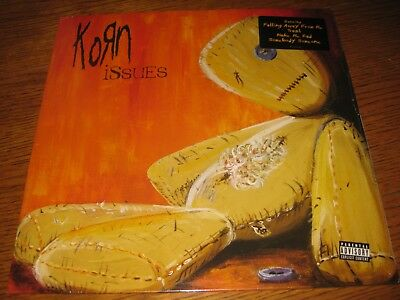 Korn-Issues Do-LP,Epic US 1999,megarar,16 Tracks,megarar,neu/new/still sealed!!!