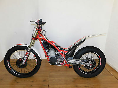 Gas Gas TXT 250 Trials Bike. 2017. Road Registered. Very Little Use!