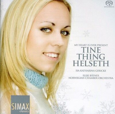 Tine Thing Helseth - My Heart Is Ever Present SACD NEW