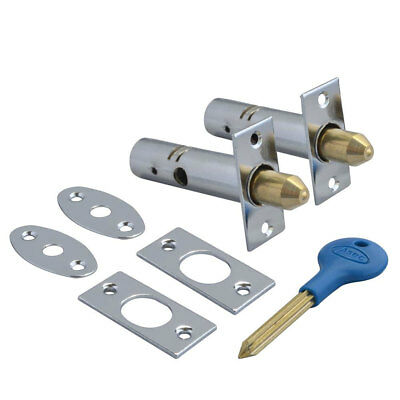 Asec Mortice Door Bolt PC (AS5036)