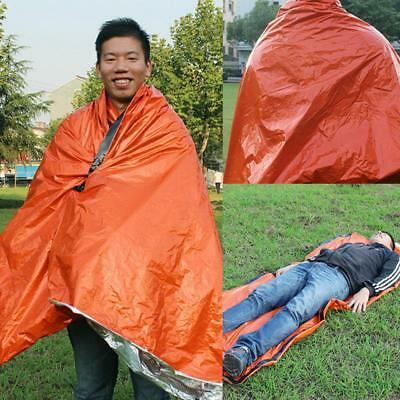 Sleeping Bag Portable Outdoor Camping Hiking Emergency Light Weight Sleeping Kit
