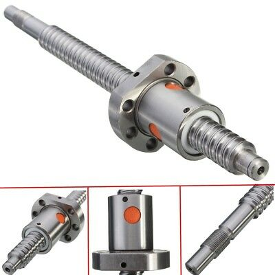 SFU1605 Ball Screw L250mm Ballscrew with SFU1605 Single Ballnut For CNC Machine