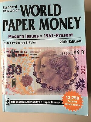 Standard Catalog of World Paper Money: Modern Issues: 1961-Present (2014,...
