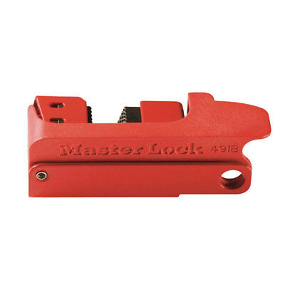 Master Lock 491B Circuit Breaker Grip Tight HV (ML-491B)