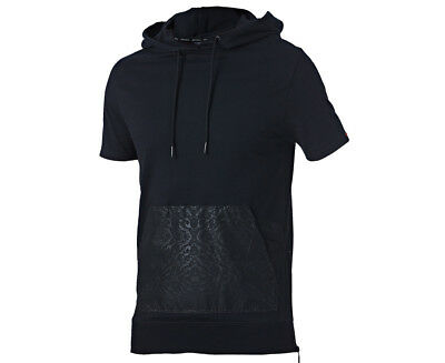 Russell Athletic Men's Heavy Jersey Hoodie - Fuel