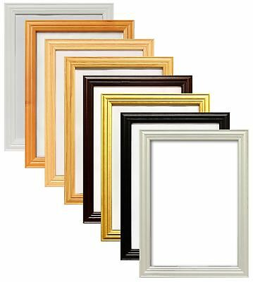A1 A2 A3 A4 A5 Picture Frame Photo Frame Poster Frames GOLD BLACK WHITE SILVER