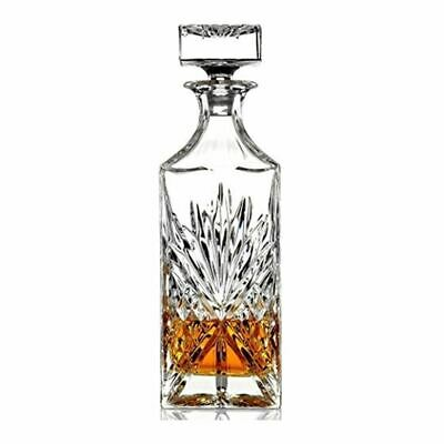 CG Society™ by Circleware - Empire Straight Decanter with Stopper 798ml