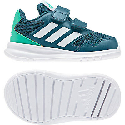 Adidas Boys Running AltaRun Shoes Infants Sneakers Breathable Sporty New CQ0026