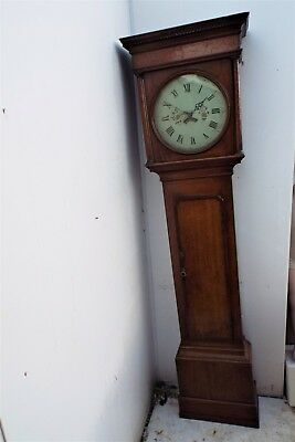 longcased 30 hour Grandfather clock