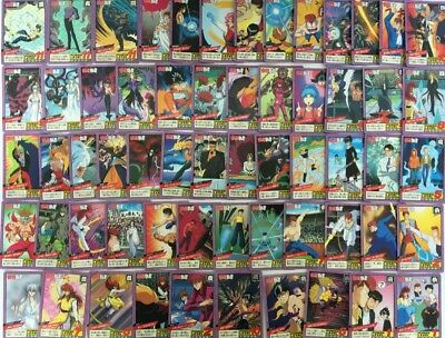 Yu Yu Hakusho Super Battle Card60 sheets japanese anime manga comic Yuusuke F/S