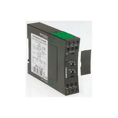 1 x Brodersen Control Temperature to Analogue Signal Conditioner -50-300°C Input