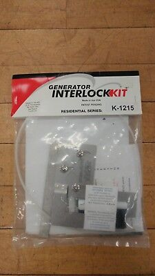 InterlockKit K-1215 Generator Interlock Kit