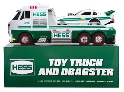 Hess Toy Truck 2016 Hess Toy Truck and Dragster - NEW