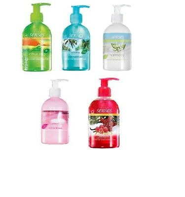 Avon Senses Daily Hand Wash ~ Various Fragrances