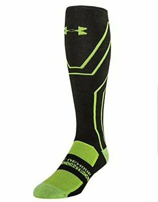 Under Armour UA Coldgear Infrared Mid Socks Over The Calf Mens L Or XL NWT