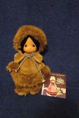 Precious Moments - Children of the World Doll - Eskimo Sulu