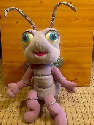 A Bugs Life , Disney Pixar Large Talking PRINCESS DOT Plush Soft Toy 1998