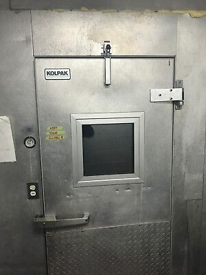 COMMERCIAL KITCHEN FREEZERS; (walk-in, reach-in & chest)