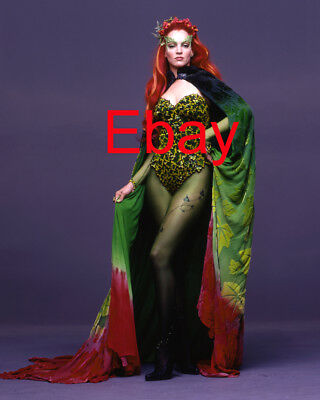 Uma Thurman SEXY Poison Ivy Batman and Robin 8x10 photo #9