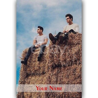 Custom Personalized Dolan Twins Silk Poster Wall Decor