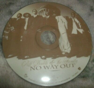 NO WAY OUT by PUFF DADDY & THE FAMILY (CD only) Biggie Smalls, P-Diddy, Bad  Boy