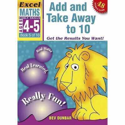 Excel Early Skills Maths Book 5 Add and Take Away