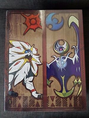 Pokemon Sun and Moon Official Strategy Guide Collectors Vault - Sealed